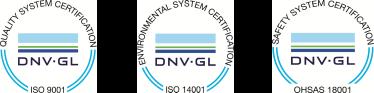 FennoSteel teräsputket ovat sertifioitua laatua